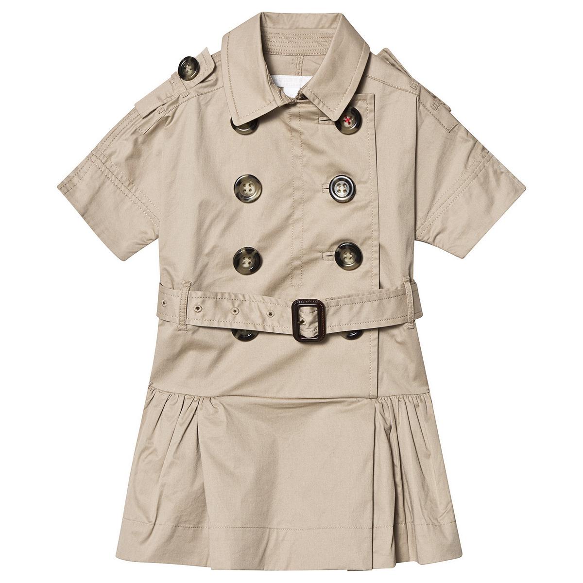 Burberry Beige Cynthie Trench Dress